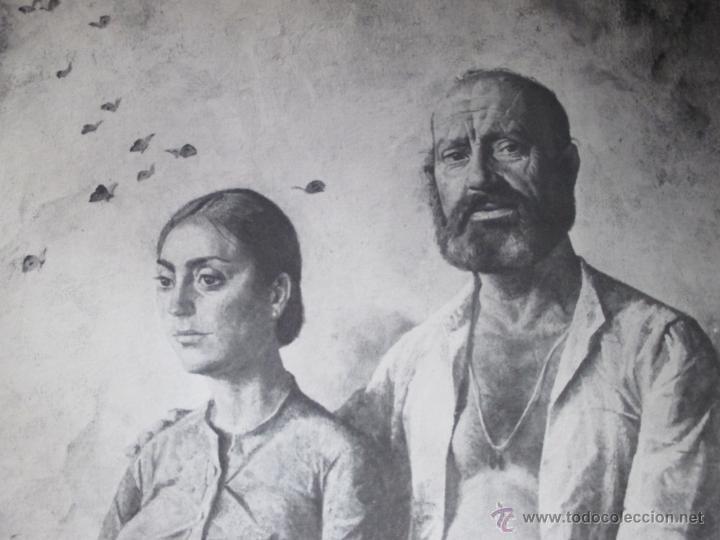 Arte: VILLASEÑOR. CATÁLOGO EXPOSICIÓN GALERÍA KREISLER DOS. 1977 - Foto 2 - 52745949