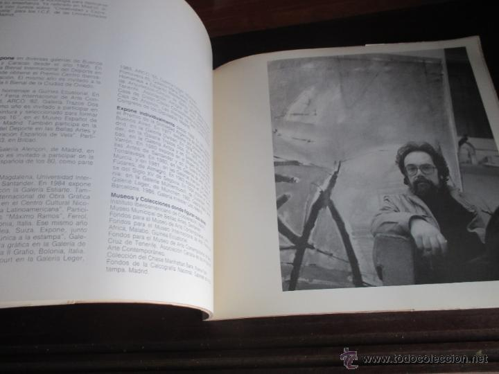 Arte: JORGE ABOT. CATALOGO. GALERIA KREISLER DOS. MADRID 1986. - Foto 4 - 52754030