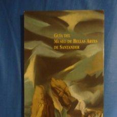 Arte: GUIA MUSEO BB AA DE SANTANDER 1993. Lote 52781168