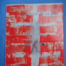 Arte: ESTEBAN DE LA FOZ ( SANTANDER 1928-2007). Lote 52937497
