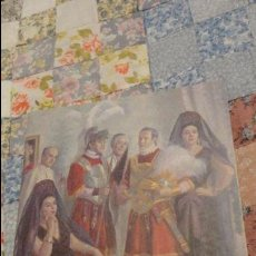Arte: FOLLETO PINTURAS DE MANUEL FLORES.ALVARO.GALERIA DE ARTE.SEVILLA.1995.DEDICADO Y FIRMADO.. Lote 53244968