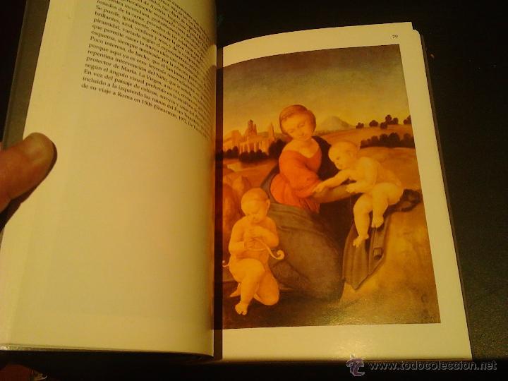Arte: CUMBRES DEL ARTE SYLVIA FERINO PAGDEN-M.ANTONIERTTA ZANCAN RAFAEL CATALOGO COMPLETO - Foto 3 - 53771347