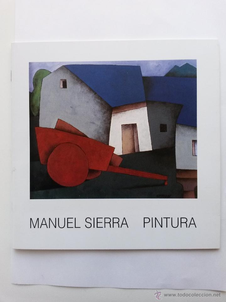 catalogo de pintura, manuel sierra de 20 pagina - Comprar Catálogos ...