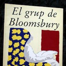 Arte: EL GRUP DE BLOOMSBURY - ILUSTRADO - CARRINGTON - WOOLF - BRENAN. Lote 54058139