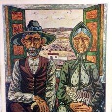 Art: CATÁLOGO. RAFAEL ZABALETA 1907-1960.TEXTOS DE E. D´ORS, LAFUENTE FERRARI, RODRIGUEZ AGUILERA. Lote 54096343