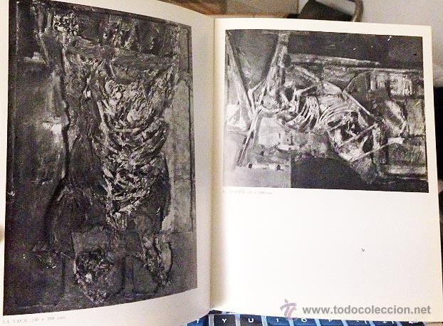 LUCIO MUÑOZ. GALERIA JUANA MORDO. MADRID, 1967. (TEXTO DE LAÍN ENTRALGO) (Arte - Catálogos)