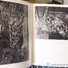 Arte: LUCIO MUÑOZ. GALERIA JUANA MORDO. MADRID, 1967. (TEXTO DE LAÍN ENTRALGO). Lote 54151687