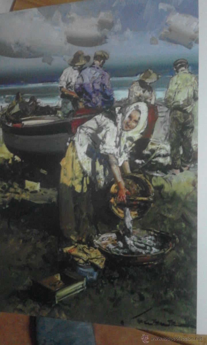 Arte: CATÁLOGO DE EXPOSICIÓN EUSTAQUIO SEGRELLES EN ZÚCCARO. FIRMADO. - Foto 4 - 54491624