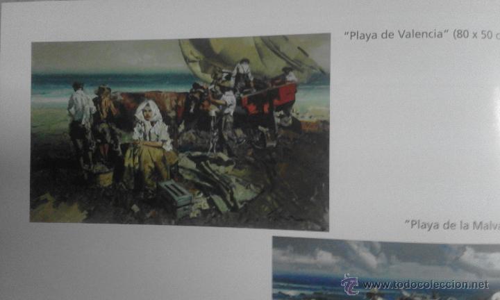 Arte: CATÁLOGO DE EXPOSICIÓN EUSTAQUIO SEGRELLES EN ZÚCCARO. FIRMADO. - Foto 5 - 54491624