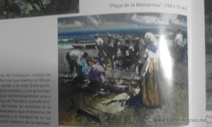 Arte: CATÁLOGO DE EXPOSICIÓN EUSTAQUIO SEGRELLES EN ZÚCCARO. FIRMADO. - Foto 6 - 54491624