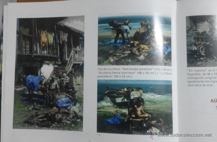 Arte: CATÁLOGO DE EXPOSICIÓN EUSTAQUIO SEGRELLES EN ZÚCCARO. FIRMADO. - Foto 10 - 54491624