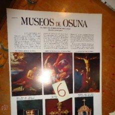 Kunst - INFOrMACION GRAFICA - SEVILLA - museos de osuna - 54523957