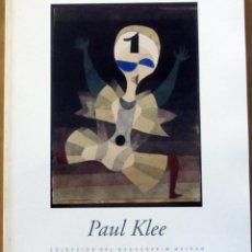 Arte: PAUL KLEE, COLECCION DEL GUGGENHEIM MUSEUM. Lote 54821342