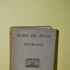 Arte: MUSEO DEL PRADO - CATÁLOGO - 1933. Lote 54853242
