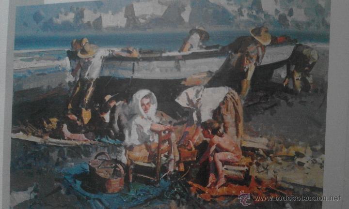 Arte: EUSTAQUIO SEGRELLES. CATALOGO DE EXPOSICION EL EL CORTE INGLÉS CASTELLANA. FIRMADO Y DEDICADO. - Foto 7 - 54859203