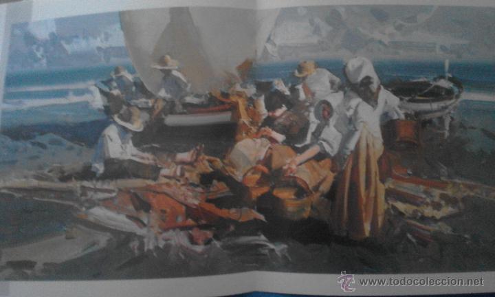 Arte: EUSTAQUIO SEGRELLES. CATALOGO DE EXPOSICION EL EL CORTE INGLÉS CASTELLANA. FIRMADO Y DEDICADO. - Foto 9 - 54859203