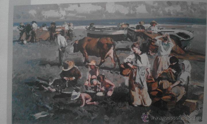 Arte: EUSTAQUIO SEGRELLES. CATALOGO DE EXPOSICION EL EL CORTE INGLÉS CASTELLANA. FIRMADO Y DEDICADO. - Foto 10 - 54859203