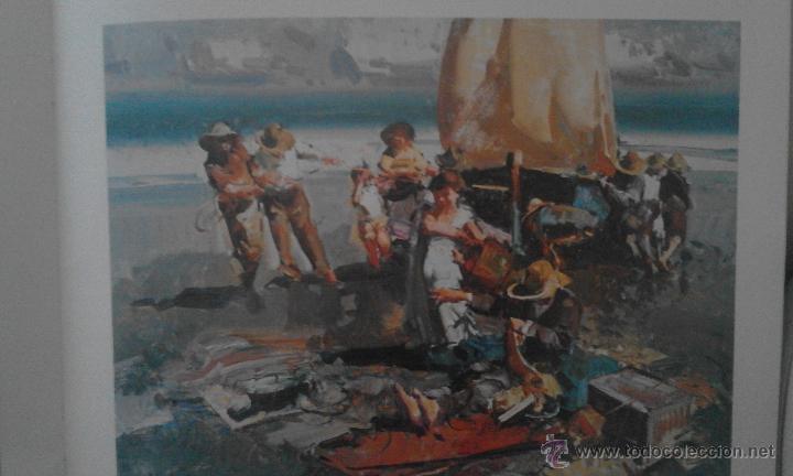 Arte: EUSTAQUIO SEGRELLES. CATALOGO DE EXPOSICION EL EL CORTE INGLÉS CASTELLANA. FIRMADO Y DEDICADO. - Foto 11 - 54859203