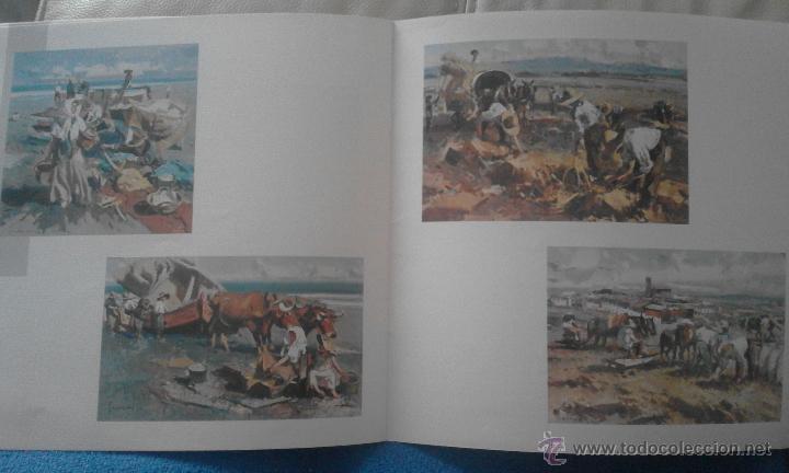 Arte: EUSTAQUIO SEGRELLES. CATALOGO DE EXPOSICION EL EL CORTE INGLÉS CASTELLANA. FIRMADO Y DEDICADO. - Foto 12 - 54859203