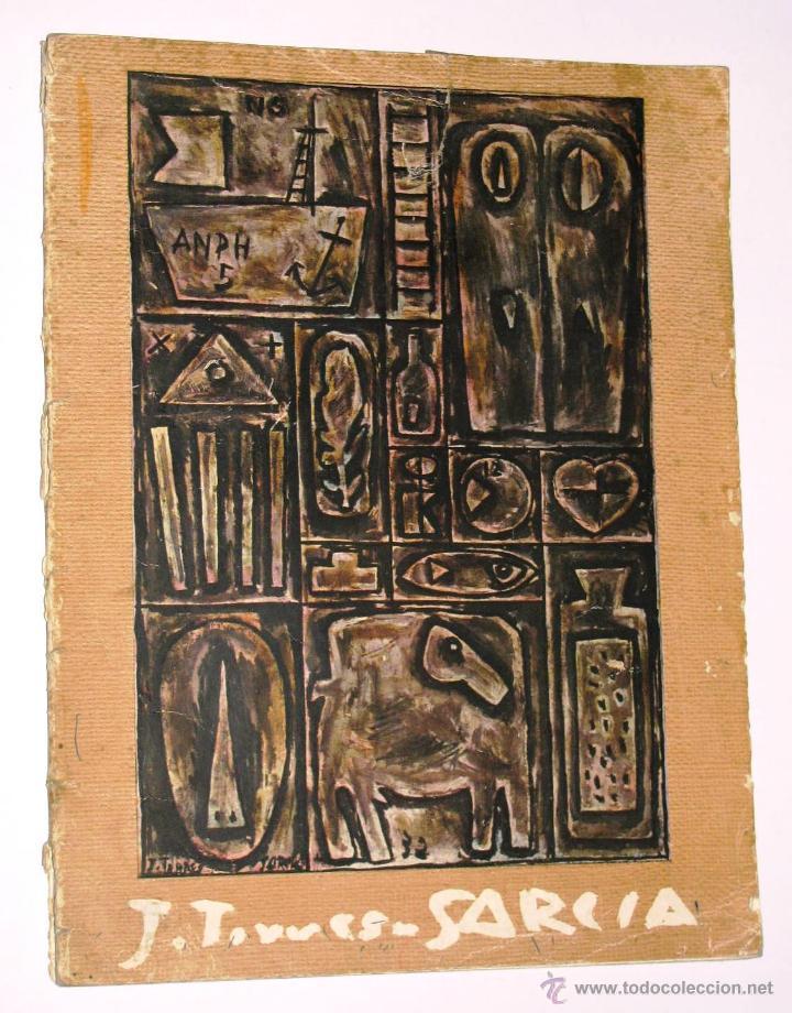 ANTIGUO CATALOGO ARTE PINTURA URUGUAY V BIENAL SAN PABLO JOAQUIN TORRES GARCIA AÑO 1959 (Arte - Catálogos)