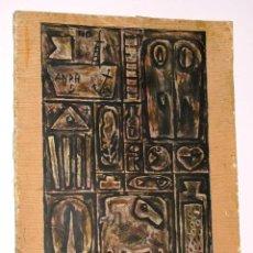 Arte: ANTIGUO CATALOGO ARTE PINTURA URUGUAY V BIENAL SAN PABLO JOAQUIN TORRES GARCIA AÑO 1959. Lote 54948329