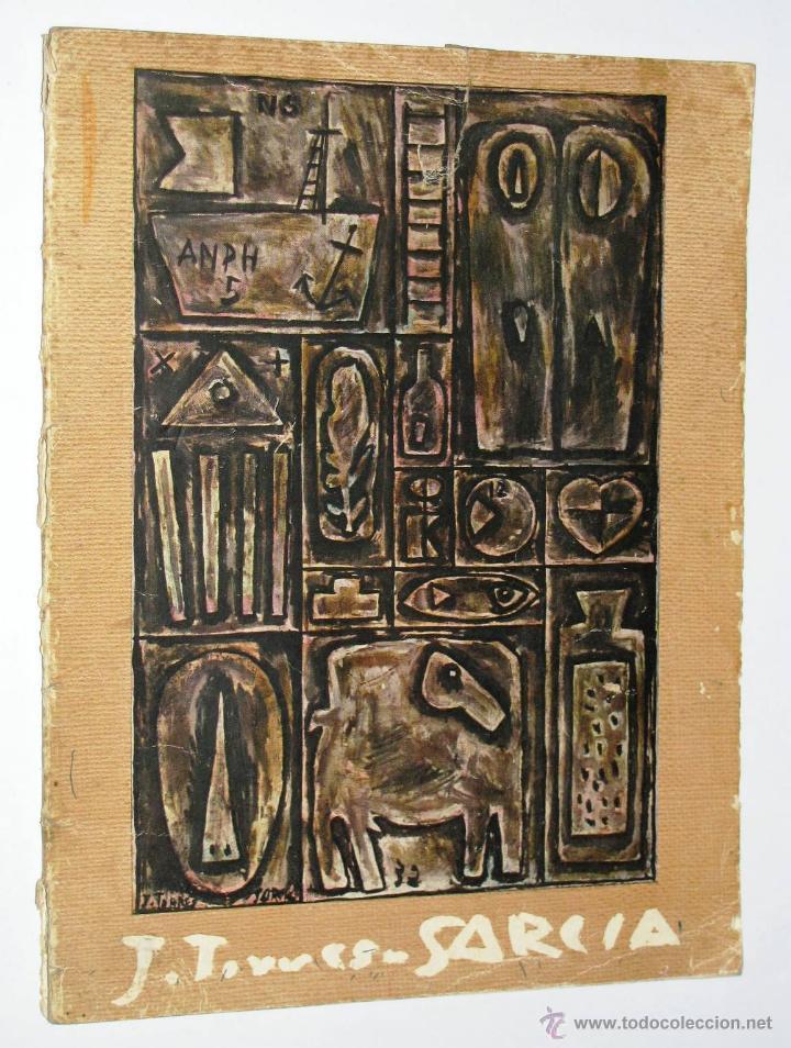 Arte: Antiguo Catalogo Arte Pintura Uruguay V Bienal San Pablo Joaquin Torres Garcia Año 1959 - Foto 2 - 54948329