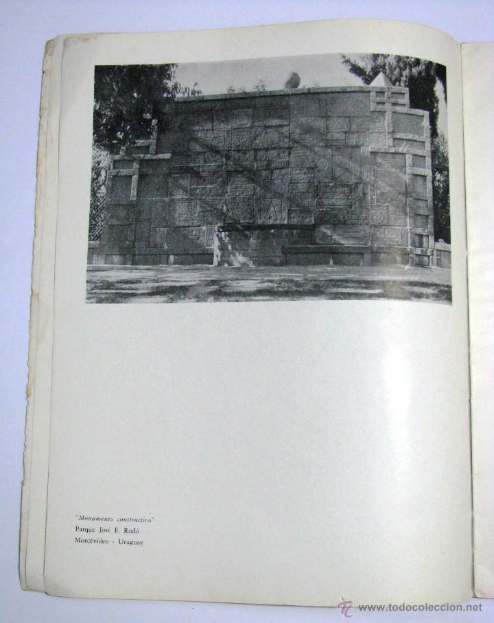 Arte: Antiguo Catalogo Arte Pintura Uruguay V Bienal San Pablo Joaquin Torres Garcia Año 1959 - Foto 11 - 54948329