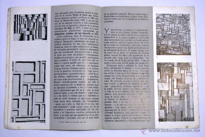 Arte: Antiguo Catalogo Arte Pintura Uruguay V Bienal San Pablo Joaquin Torres Garcia Año 1959 - Foto 17 - 54948329