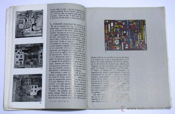 Arte: Antiguo Catalogo Arte Pintura Uruguay V Bienal San Pablo Joaquin Torres Garcia Año 1959 - Foto 21 - 54948329