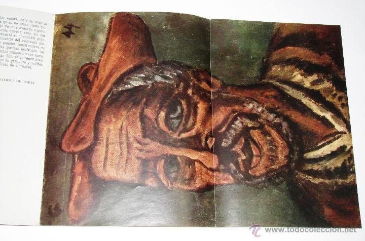 Arte: Antiguo Catalogo Arte Pintura Uruguay V Bienal San Pablo Joaquin Torres Garcia Año 1959 - Foto 24 - 54948329