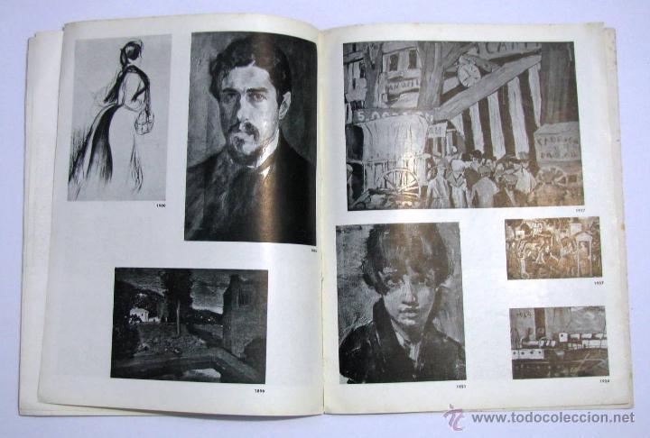 Arte: Antiguo Catalogo Arte Pintura Uruguay V Bienal San Pablo Joaquin Torres Garcia Año 1959 - Foto 28 - 54948329