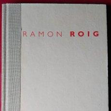 Arte: RAMÓN ROIG. Lote 55347755