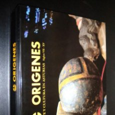 Arte: ORIGENES. ARTE Y CULTURA EN ASTURIAS. SIGLOS VII-XV. , 1993. Lote 55396340