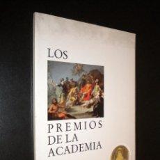 Arte: LOS PREMIOS DE LA ACADEMIA. REAL ACADEMIA DE BELLAS ARTES DE SAN FERNANDO. Lote 56393196