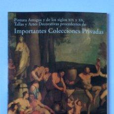 Arte: CATALOGO FERNANDO DURAN IMPORTANTES COLECCIONES PRIVADAS.1997. Lote 56725533