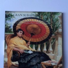Arte: CATALOGO FERNANDO DURAN, GRAN SUBASTA DE OTOÑO 1999. Lote 56812130