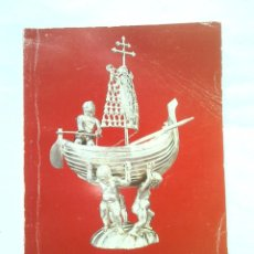 Arte: LIBRO TESOROS OCULTOS DE LAS HERMANDADES DE SEVILLA 450 GRS 1985 25X17 CMS . Lote 56836864