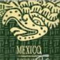 Arte: MEXICO,TRADICIONES Y PAISAJES,MAYO 21 -JUNIO 30 1996,MADRID ANTIGUO MUSEO DE ARTE CONTEMPO. Lote 56911626