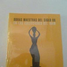 Arte: OBRAS MAESTRAS DEL SIGLO XX EN LAS COLECCIONES DEL IVAM. MUSEO ESTEBAN VICENTE 2005 155 PP. Lote 57624038