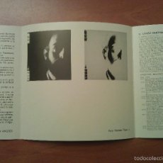 Arte: 1984 - GIRONA : CARBÓ BERTHOLD. Lote 57517226