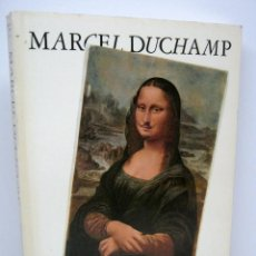 Arte: MARCEL DUCHAMP . THE MUSEUM OF MODERN ART / PHILADELPHIA MUSEUM OF ART . PRESTEL. Lote 57743390