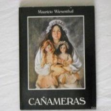 Arte: CONCHA CAÑAMERAS LIBRO CATÁLOGO 1986 FIRMADO Y DEDICADO POR LA ARTISTA. Lote 57801441