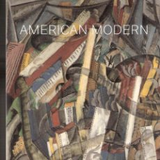 Arte: AMERICAN MODERN. AUCTION, MAY 2016. NEW TORK. CHRISTIE´S. 20X15 CM. S/P ( 52 PÁGS.). Lote 58110700