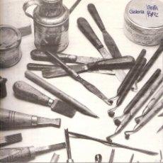 Arte: GALERÍA BRITA PRINZ. GRABADOS 1994 - 1994. LUIS PÉREZ VICENTE, AMADEO GABINO, CRISTINA SANTANDER.... Lote 58179339