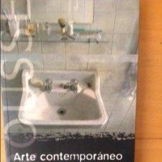 Arte: ARTE CONTEMPORÁNEO (ÚLTIMAS TENDENCIAS) - PRADEL Y MARÍN ANGLADA - LAROUSSE. Lote 58650831