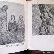 Arte: EXPOSICIÓN DEL DIBUJO, ACUARELA Y GRABADO MEDITERRÁNEO. 1839-1939. (MADRID, MUSEO DE ARTE MODERNO,. Lote 59655187