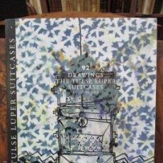 Arte: 92 DRAWINGS THE TULSE LUPER SUITCASE VOLUME ONE. PETER GREENAWAY. 2010.. Lote 59981079