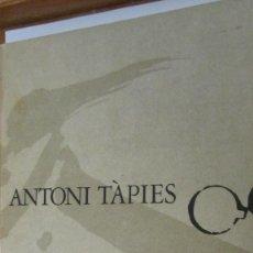 Arte: ANTONI TÀPIES (MINISTERIO DE CULTURA). Lote 60190759