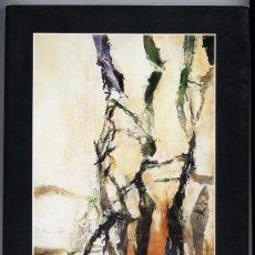 Arte: ZAO WOU-KI – GALERIE THESSA HEROLD (PARÍS) PARA ARCO 1988. Lote 60309603