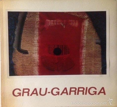 Arte: Josep Grau-Garriga: Decade retrospective. 1960-1970. (The Museum of Fine Arts, Houston) Catálogo - Foto 2 - 60654115